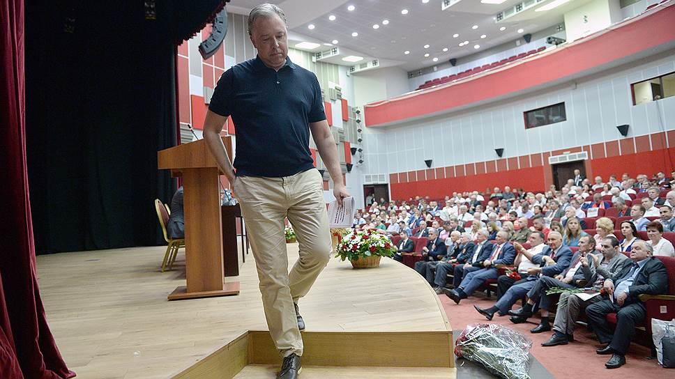 ВЦИОМ отдает второе место на выборах мэра кандидату КПРФ