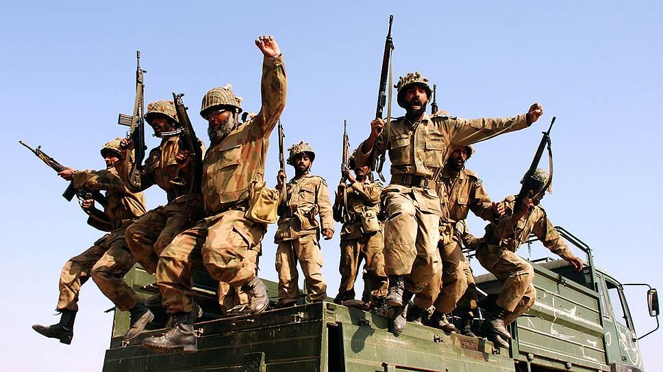 США обвиняют Пакистан в том, что он ведет борьбу только против тех вооруженных группировок, которые угрожают центральному правительству