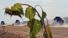 Зерно сыпется из России