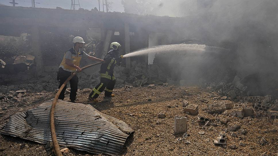 Как возобновились воздушные удары по Идлибу