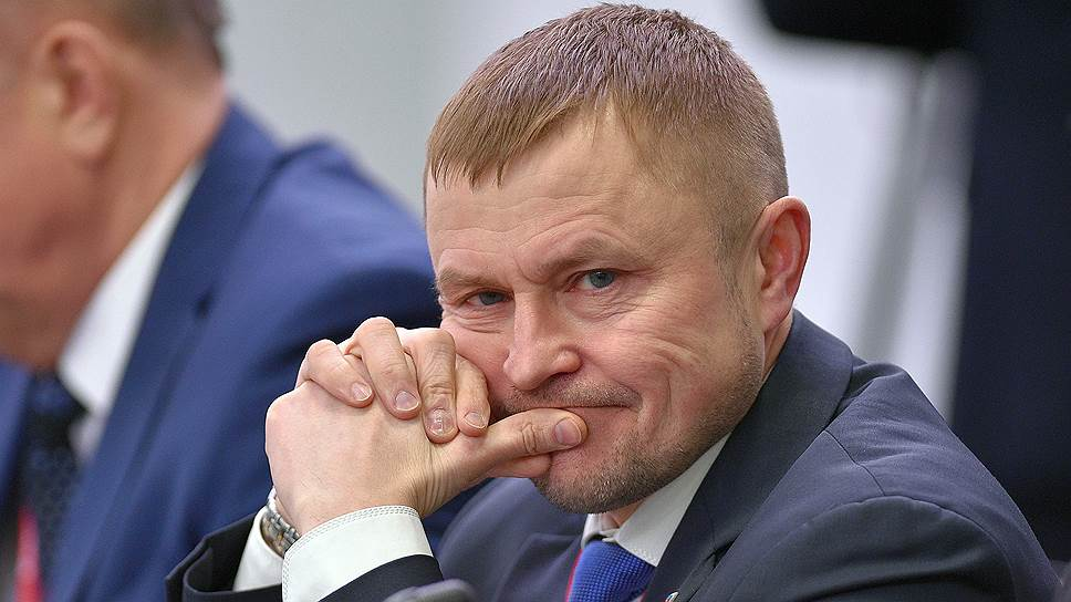 Президент общественной организации «Опора России» Александр Калинин