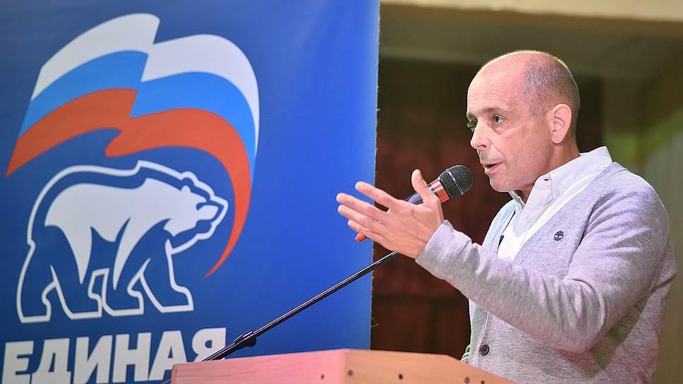 Кандидат в депутаты заксобрания Сергей Сокол считает, что «Единая Россия» в Иркутской области должна меньше зависеть от вертикали власти