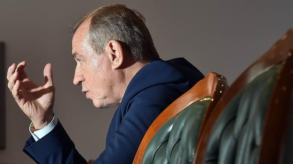Губернатор Сергей Левченко собрал соратников в списках разных политических партий