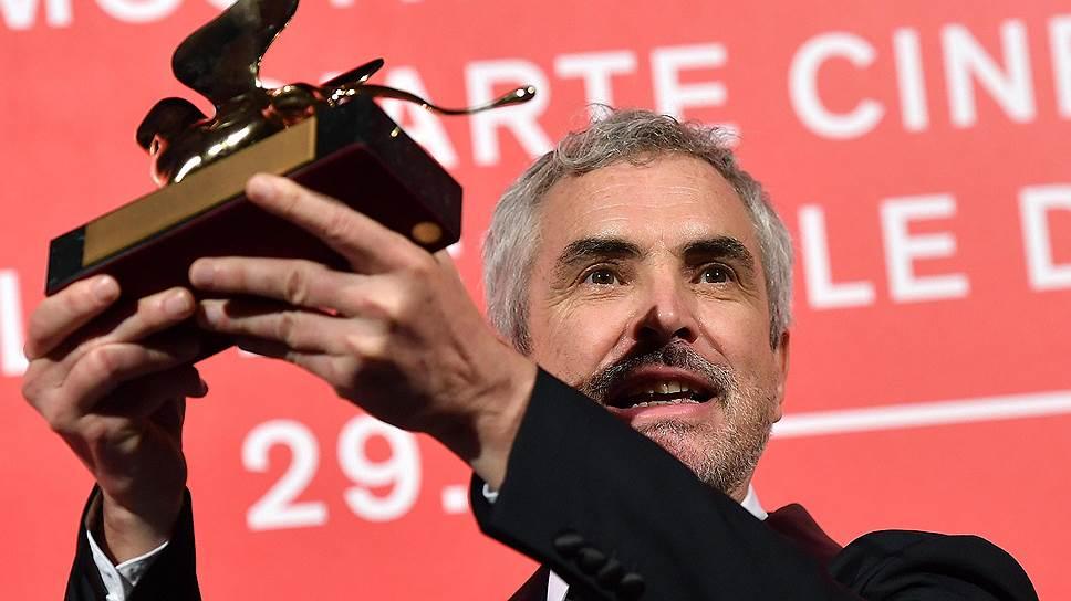 Интимная черно-белая реконструкция «Рома» принесла Альфонсо Куарону «Золотого льва»