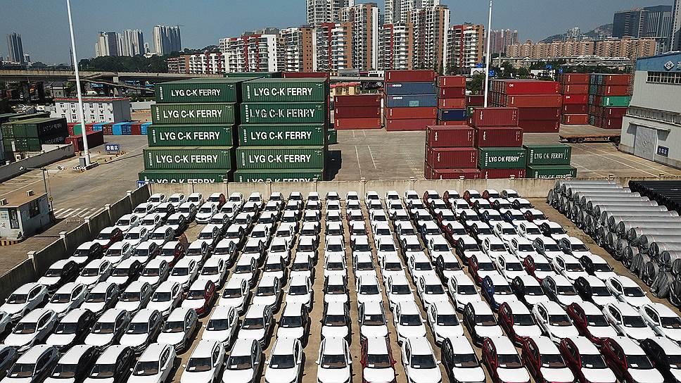 Внешняя торговля РФ концентрируется на вывозе сырья и импорте из Китая