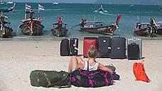 Туристы обжились за границей