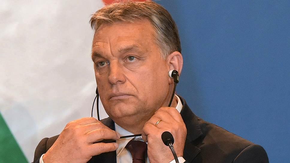 Европарламент пригрозил Будапешту санкциями за нарушение прав и свобод
