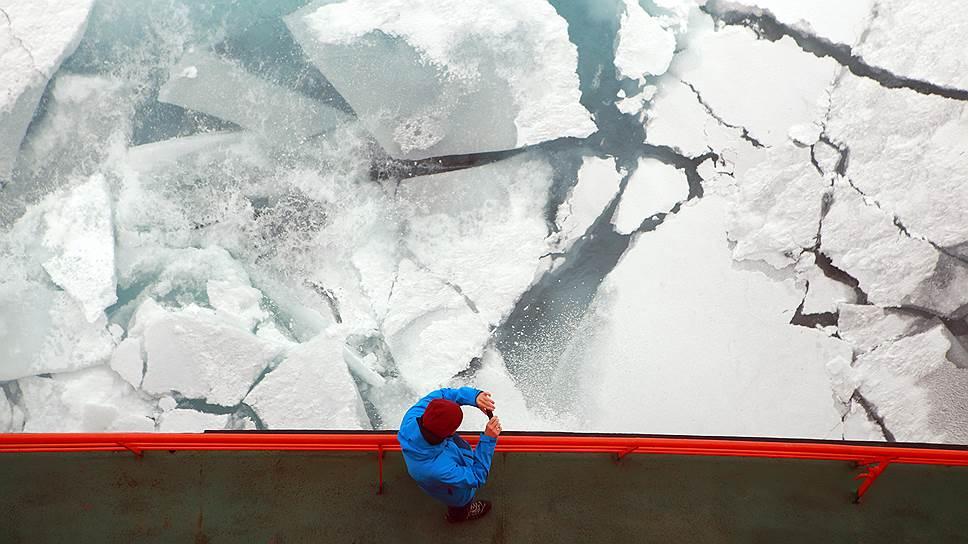 Как НОВАТЭК и «Росатом» согласились на СП для газовых ледоколов