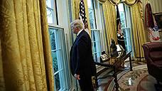 США ввели санкции передним числом