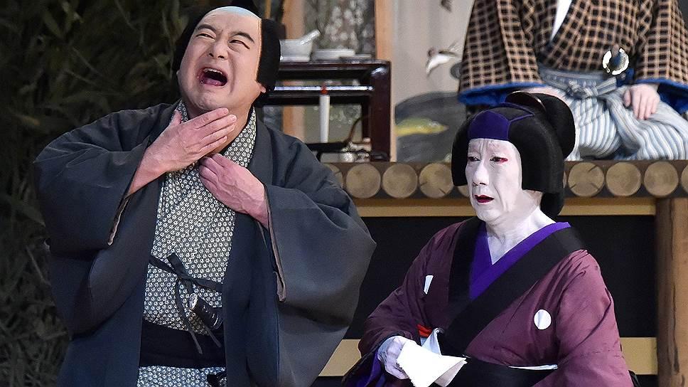 Своеобразные актерские приемы и амплуа делают искусство кабуки выразительным, но непостижимым