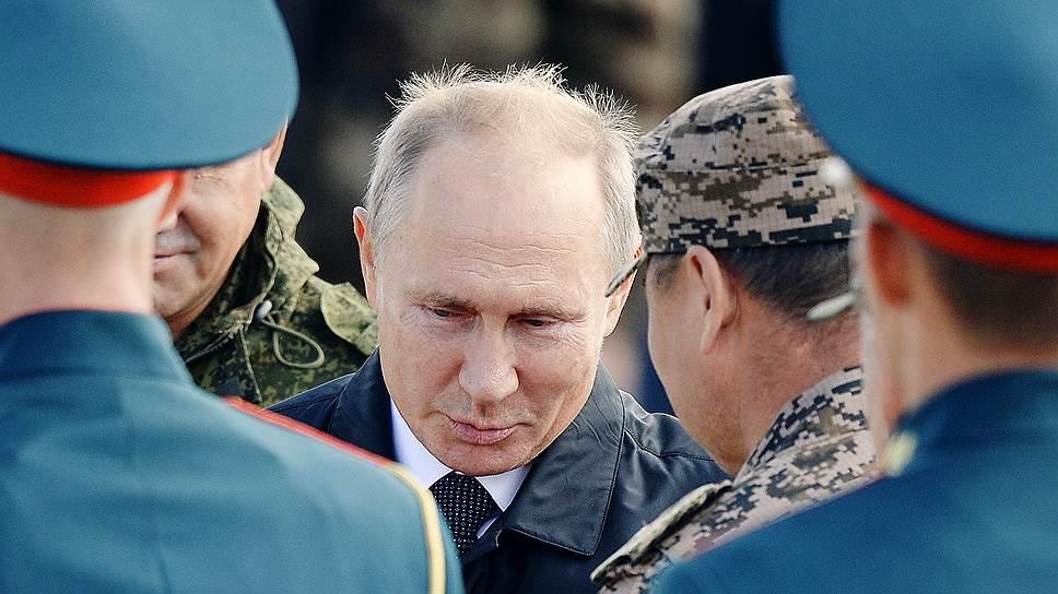 Что армия показала Владимиру Путину на крупнейших военных учениях «Восток-2018»