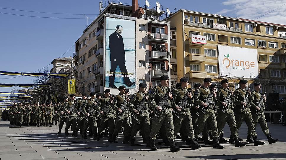 США и НАТО не позволят Косово создать на базе своих сил безопасности полноценную армию, пока не будут нормализованы отношения с Сербией