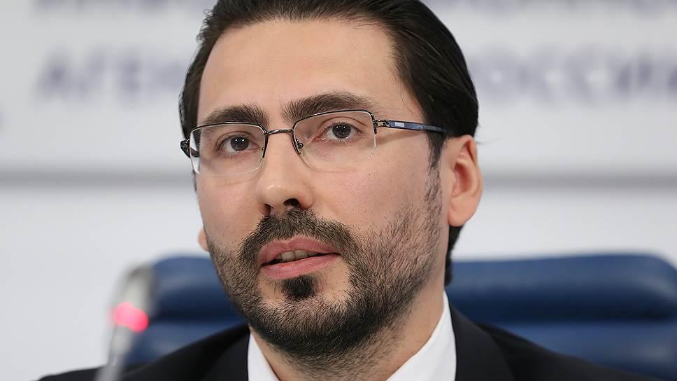 Заместитель главы Федеральной антимонопольной службы Максим Овчинников