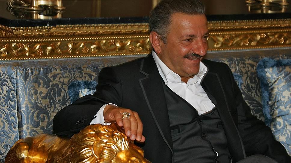 Бывший владелец Черкизовского рынка Тельман Исмаилов