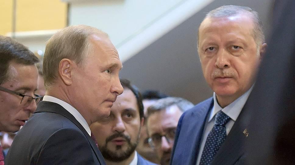 Как президенты России и Турции договорились стабилизировать обстановку в Идлибе