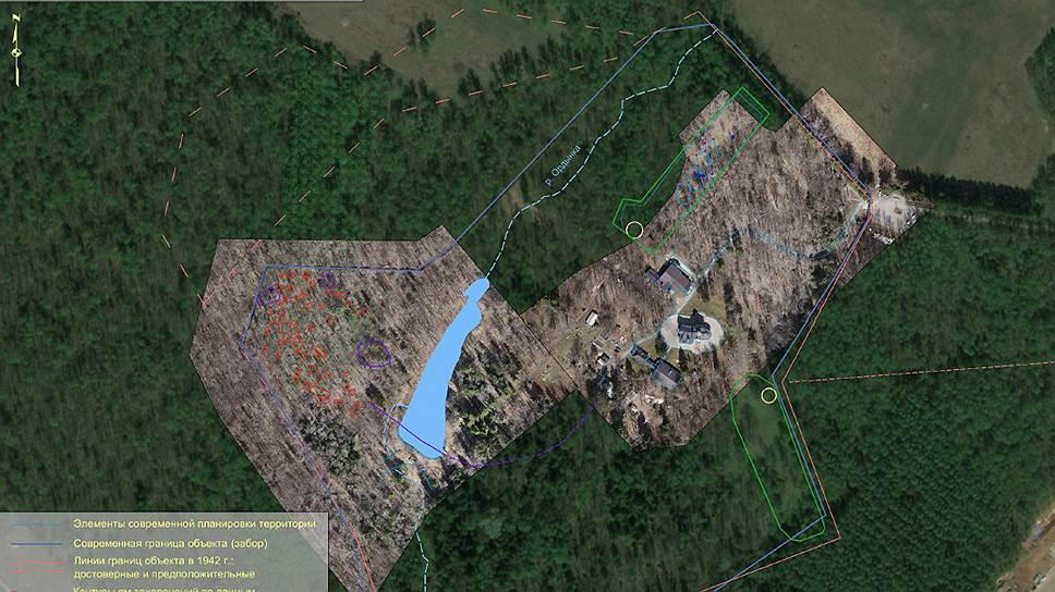 Результаты исследования границ массовых захоронений на расстрельном полигоне «Коммунарка», выполненного археологами