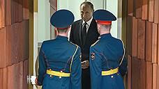 Владимир Путин был по-военному кроток