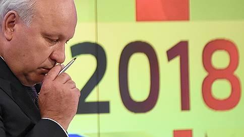 Виктор Зимин внес себя в больничный бюллетень // Второй тур выборов в Хакасии переносится из-за снятия главы республики