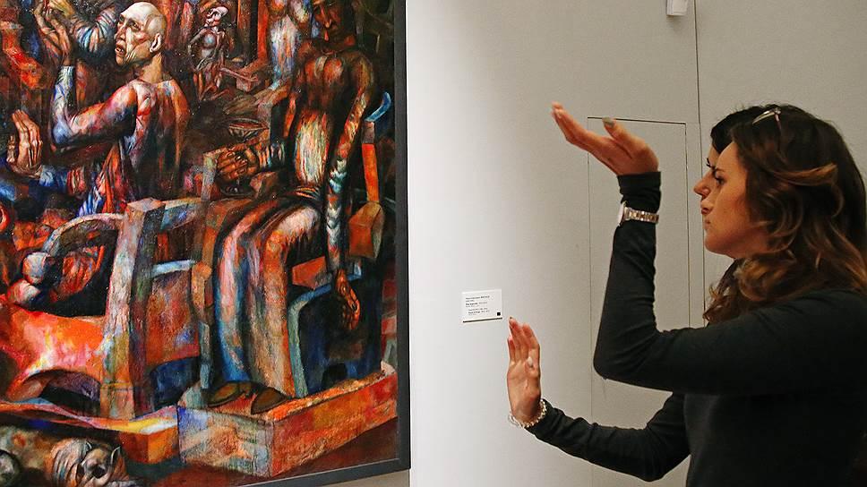 Записать в экспрессионисты Павла Филонова — со стороны музея жест эффектный, но спорный