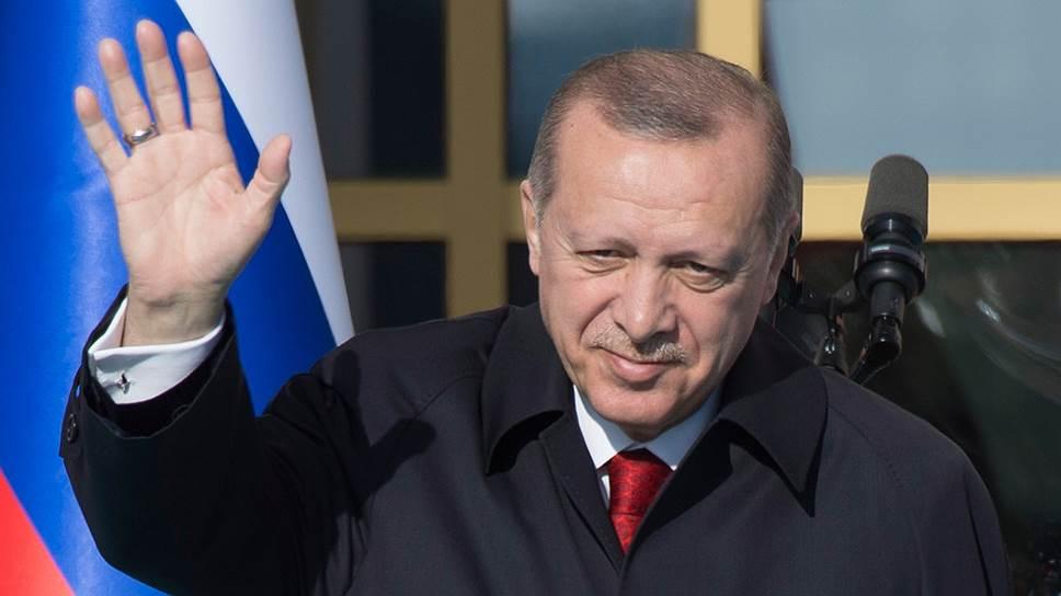 Что говорил о сирийском регулировании Реджеп Тайип Эрдоган в сентябре 2018 года
