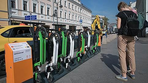 Самокаты докатились до франшизы // В городах появляется новый вид транспорта