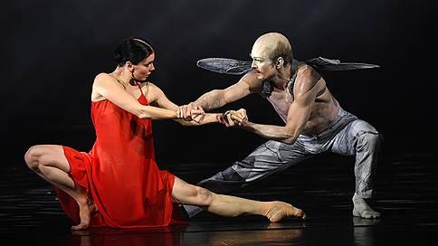 Ленин в сентябре // Наталья Осипова станцевала Айседору