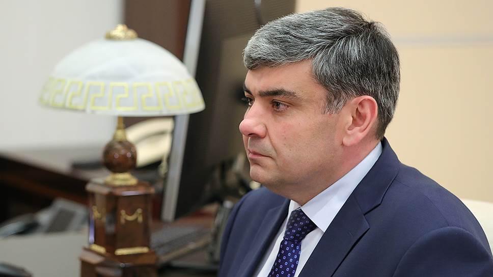 Врио главы Кабардино-Балкарской Республики Казбек Коков