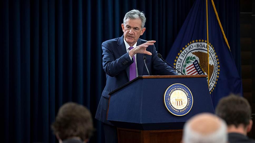 Почему ФРС США подняла ставку третий раз за год