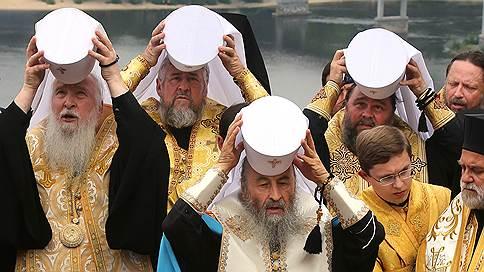 На Украину придут со своей автокефалией // Константинополь обещает создать новую структуру