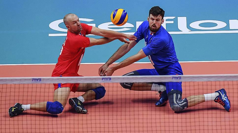 На третьем этапе чемпионата мира сборная России загнала себя в крайне неудобное положение и не смогла выбраться из него, после Бразилии проиграв и США