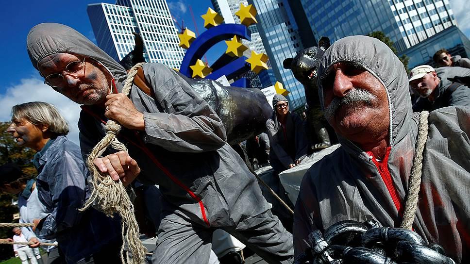 Почему ожидается замедление темпов экономического развития Европы и США