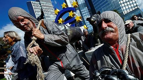 Еврозона стала будто ниже ростом // С 2019 года ожидается замедление темпов экономического развития Европы и США