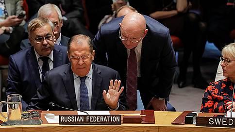 Хвалить или давить // В Совбезе ООН обозначили два пути принуждения Северной Кореи к ядерному разоружению
