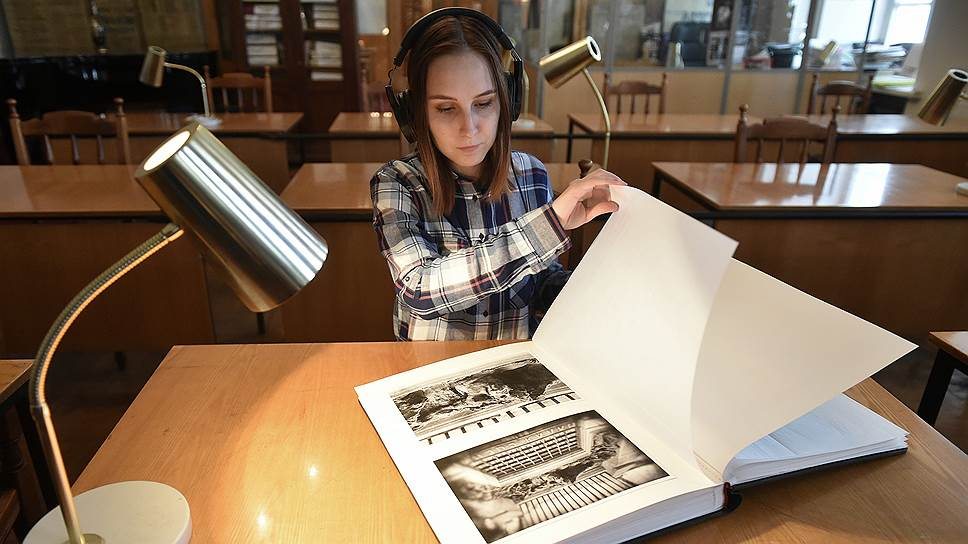 Аудиоспектакль Семена Александровского не нарушает библиотечной тишины