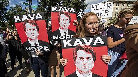 Судья отложенного действия // Сенат США перенес утверждение в должности Бретта Кавано