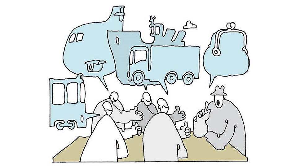 Как Минтранс внес в правительство свою часть магистрального плана