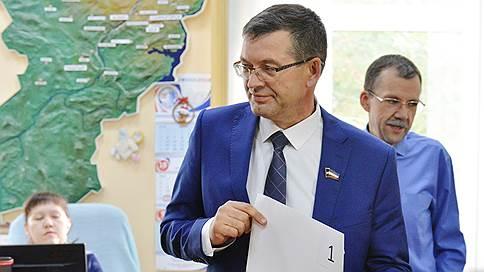 Снимательная арифметика // Число кандидатов на выборах главы Хакасии может уменьшиться