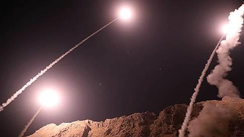 Второе иранское предупреждение // Тегеран нанес ракетный удар по району американской операции в Сирии
