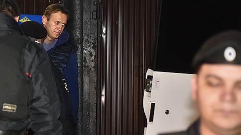 Алексей Навальный проверяет тюремный иммунитет // Почему основатель ФБК может получить реальный срок