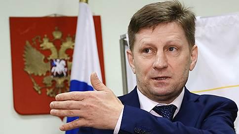 Сергей Фургал готов к сокращениям // Новоизбранные губернаторы занялись кадрами