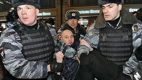 В болотном деле остается меньше законных арестов // ВС РФ отменил решения нижестоящих судов по делу Владимира Акименкова