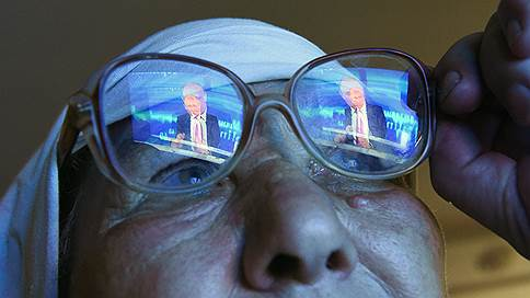 Пенсионная реформа перечеркнула Крым // Доверие к президенту вернулось к уровню 2013 года