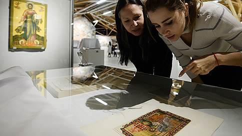 Скорая художественная помощь // Юбилейная выставка реставрационного центра имени Грабаря