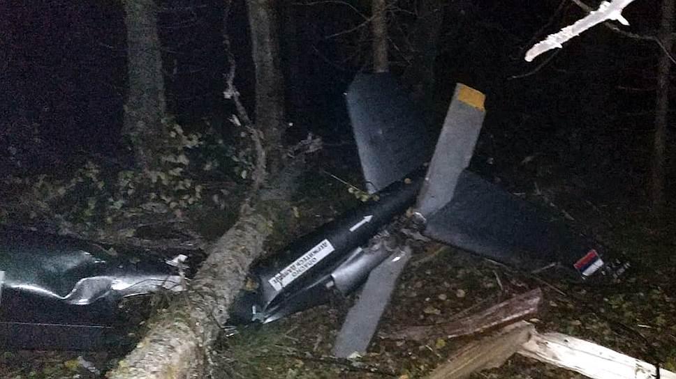Наиболее вероятной причиной авиакатастрофы, в которой погиб замгенпрокурора Саак Карапетян, считается ошибка пилота, допущенная в сумерках и в тяжелых погодных условиях