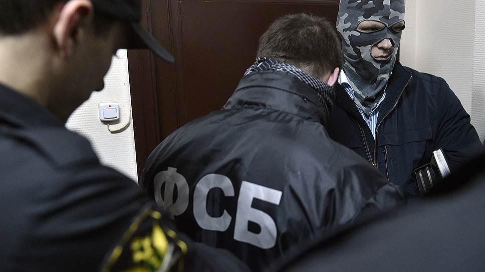 Как дела обвиняемых в измене офицеров ФСБ дошли до суда