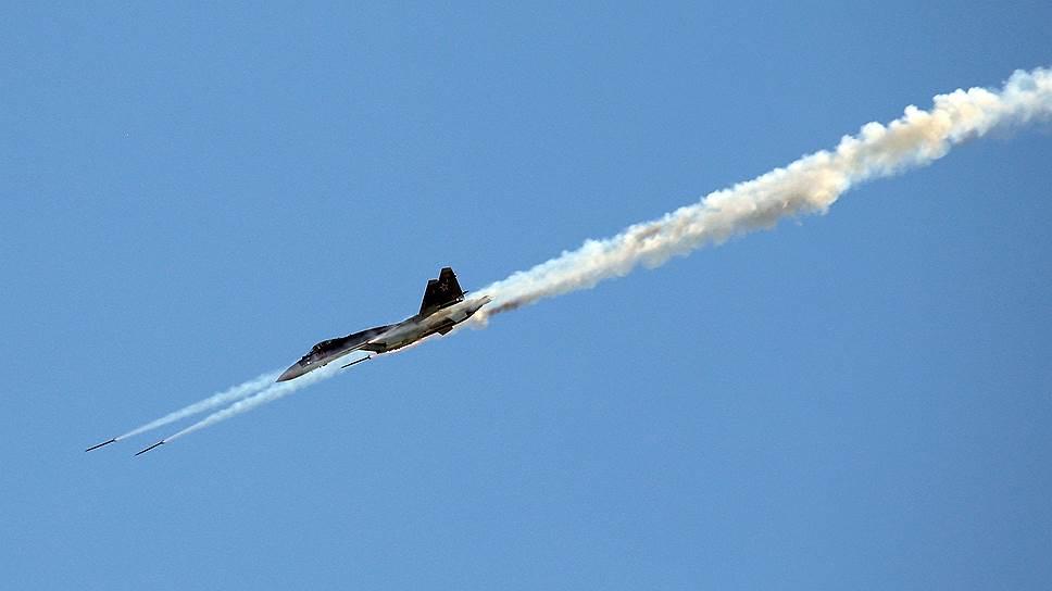 Как российские Су-35 столкнулись с американскими препятствиями в Индонезии
