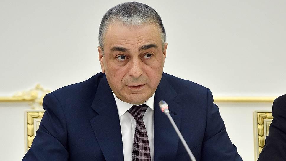 Заместитель генпрокурора России Саак Карапетян