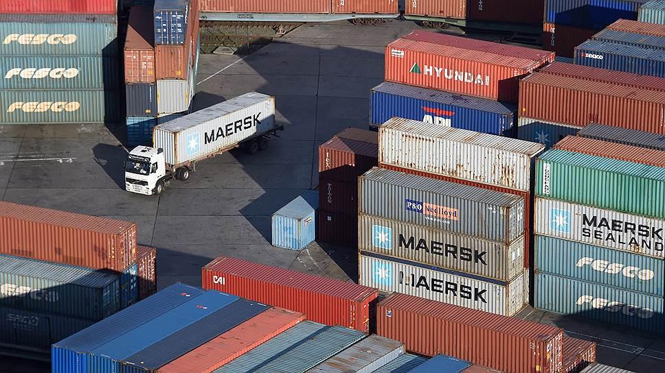 «Рефсервис» поставит Maersk на рельсы