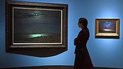 Живопись лунного света // Архип Куинджи в Третьяковской галерее