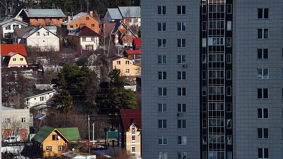 Административная грань между городом и деревней стирается в Подмосковье все более основательно